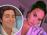 Demi Lovato is 'embarrassed' by ex fiance Max Ehrich since split