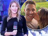 Lee Elliott praises his Bachelorette star Georgia Love for making the news 'enjoyable' to watch