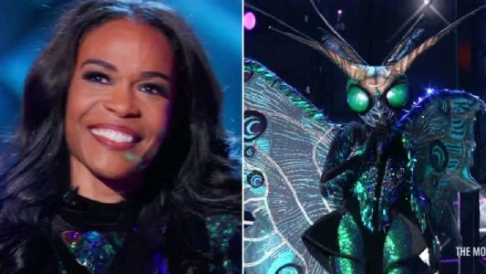 The Masked Singer US reveals butterfly contestant as Destiny's Child's Michelle Williams