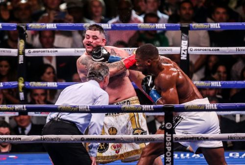 Frank Warren warns Anthony Joshua he cannot outbox Andy Ruiz Jr