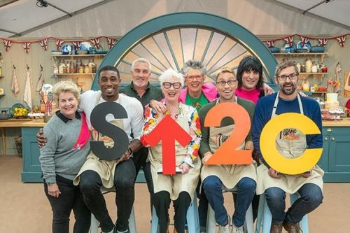 Who is the Star Baker on The Great Celebrity Bake Off for SU2C?