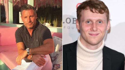 EastEnders star Dean Gaffney called out by co-star Jamie Borthwick for partying when 'thousands are dying' during pandemic
