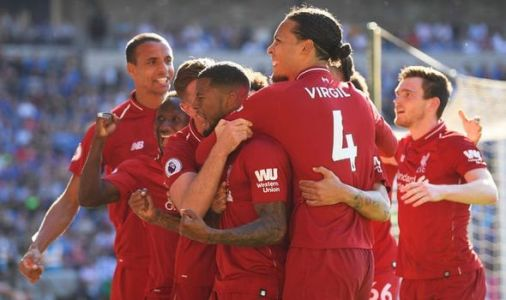 Liverpool ace Virgil van Dijk 'overshadowed' by unlikely team-mate in Cardiff win - pundit
