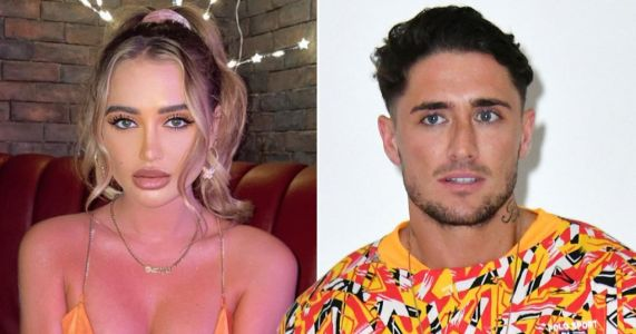 Georgia Harrison 'staying positive' as she speaks out following Stephen Bear's revenge porn arrest