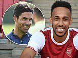 Pierre-Emerick Aubameyang reveals he turned down BARCELONA to stay at Arsenal