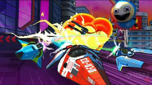 Sony announce new WipEout game - see if you can guess the catch