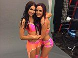 Peyton Royce and Billie Kay from western Sydney star in WWE