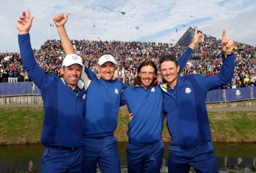 Paul Casey eager for more as Ryder Cup preparations step up