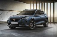New Cupra Formentor coupe-crossover revealed
