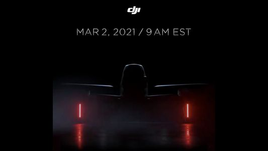 DJI releases 'redefine flying' launch teaser, is this the rumored DJI FPV drone&quest