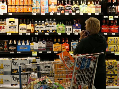 An Instacart exec reveals why his company is doubling down on booze and taking on 'antiquated' alcohol laws across the US