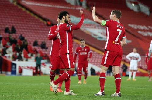 Brentford vs Liverpool LIVE: Stream, TV channel, team news as Firmino on BENCH for Reds, Jones starts - latest updates