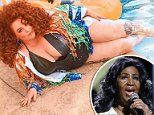 Tess Holliday pays tribute to the late Aretha Franklin with a sultry photo of herself