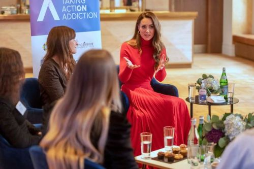 Kate Middleton echoes Princess Diana by supporting 'taboo' causes, says expert