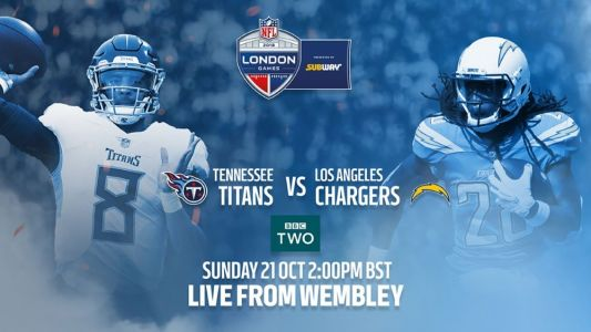 Los Angeles Chargers vs Tennessee Titans live stream: how to watch today's NFL from anywhere