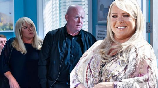 EastEnders spoilers: Letitia Dean reveals Sharon Watts and Phil Mitchell are 'too far gone' to reconcile