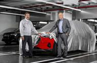 Audi E-tron one of twelve electric Audis to launch by 2025