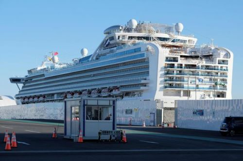 First British man dies of coronavirus from Japanese cruise ship