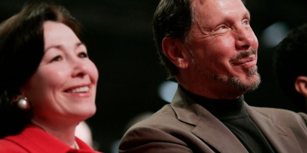 Larry Ellison says that Oracle has 'no plans' to hire a new co-CEO, meaning Safra Catz will be running the show solo