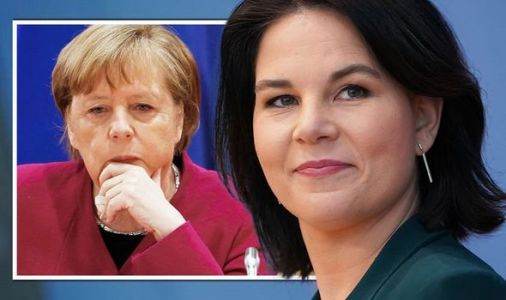 Merkel's legacy in tatters: Mega poll shows Chancellor's conservatives set to be ousted