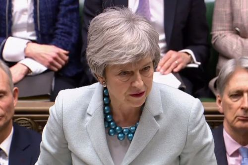 Theresa May suffers another defeat as MPs vote to take control of Brexit process