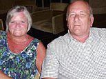 Van driver, 41, admits killing elderly couple on their way home from visiting grandchildren
