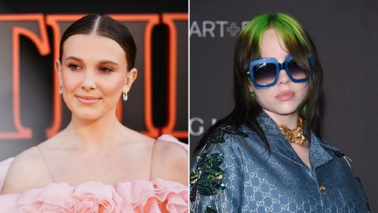 Billie Eilish and Millie Bobby Brown give us hope for the future as teens honoured by PETA