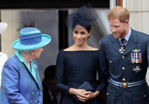 Queen Elizabeth's sweet gesture to Prince Harry and Meghan Markle shows they're always welcome