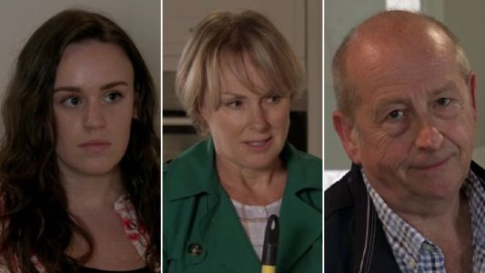 Coronation Street spoilers: Faye Windass exposes Geoff Metcalfe after he abuses Sally?