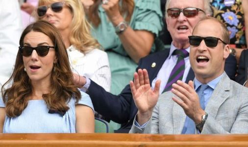 Kate Middleton and Prince William: Hidden romantic sign behind couples' Wimbledon outfits