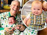 Kate Hudson and Andy Cohen share snaps of their tots in green as stars kick-off St. Patrick's day