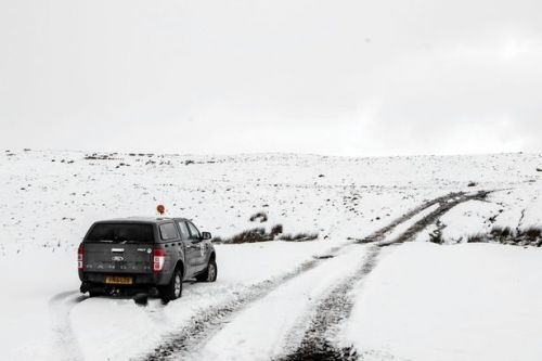 Heavy snow up to 10cm deep and -10C temperatures to hit UK after Storm Christoph