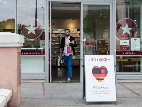 Even Pret a Manger Needs Support to Reduce Rents Through the Pandemic