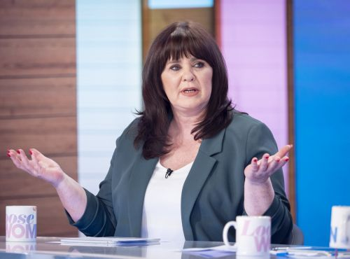 Coleen Nolan hasn't had sex in 3 years because her libido has 'died'