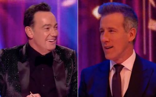 Strictly Craig Revel Horwood Throws Serious Shade At Anton Du Beke As Motsi Mabuse Returns