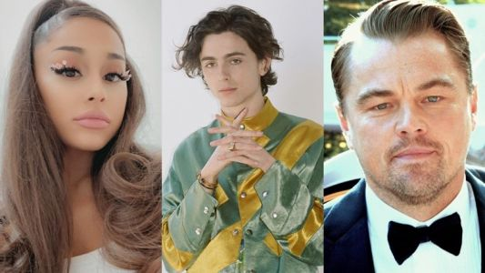 Timothée Chalamet, Ariana Grande, and more join the cast for Don't Look Up