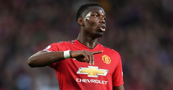 Pundit accuses Pogba of disrespecting Man Utd in scathing attack