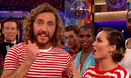 Strictly Come Dancing: Seann and Katya sidestep the boot after 'dance of shame'