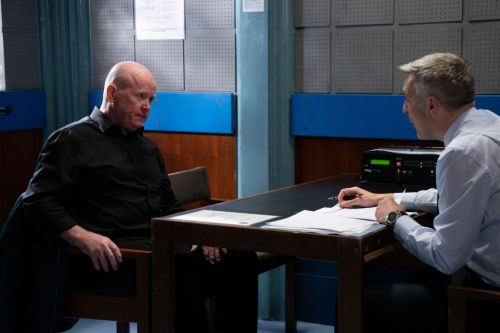EastEnders spoilers: Phil Mitchell comes clean as he hands himself in to the police?