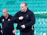 Neil Lennon insists Celtic will fight to keep hold of Leicester target Odsonne Edouard