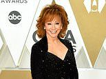 Reba McEntire is among seven people rescued from a building in Oklahoma after a staircase collapsed