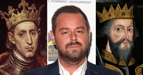 What are Danny Dyer's royal connections - the EastEnders star's regal family tree