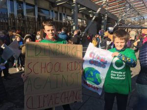 How to contact your MSPs about the school climate strike