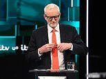 Jeremy Corbyn's plan for a four-day working week LAUGHED at by TV audience