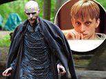 Britannia star Mackenzie Crook is unrecognisable from his Office days