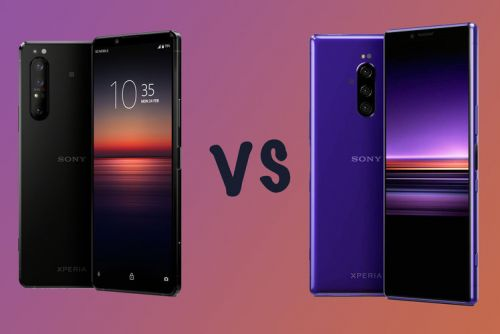 Sony Xperia 1 II vs Sony Xperia 1: What's the difference?