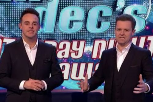 Ant Dec to host Saturday Night Takeaway live from separate homes amid covid-19