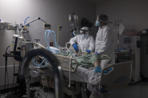 COVID-19 hospital data is a hot mess after feds take control