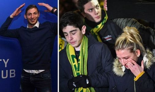 Emiliano Sala: HARROWING moment missing footballer send EMERGENCY message - VIDEO