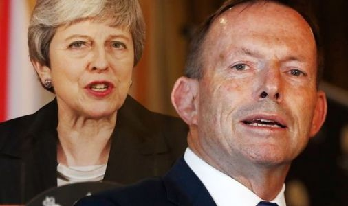 Australia PM's brutal assessment of 'timid' Theresa May's Brexit blundering